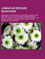 Kartonierter Einband Jamaican reggae musicians von