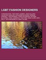 Kartonierter Einband LGBT fashion designers von