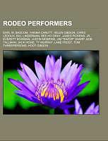 Kartonierter Einband Rodeo performers von