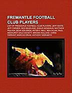 Kartonierter Einband Fremantle Football Club players von