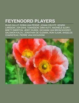 Kartonierter Einband Feyenoord players von