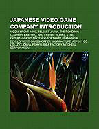 Japanese video game company Introduction