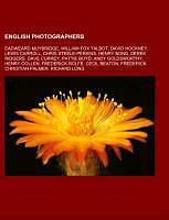 Kartonierter Einband English photographers von