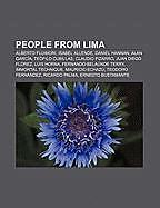 Kartonierter Einband People from Lima von