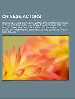 Kartonierter Einband Chinese actors von