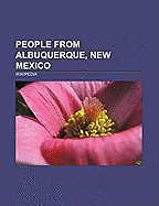 Kartonierter Einband People from Albuquerque, New Mexico von