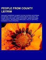 Kartonierter Einband People from County Leitrim von