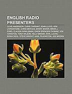 Kartonierter Einband English radio presenters von