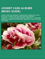Kartonierter Einband Johnny Cash albums (Music Guide) von