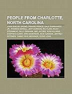Kartonierter Einband People from Charlotte, North Carolina von