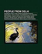 Kartonierter Einband People from Delhi von