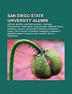 Kartonierter Einband San Diego State University alumni von