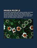 Kartonierter Einband Hakka people von