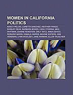 Kartonierter Einband Women in California politics von
