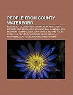 Kartonierter Einband People from County Waterford von