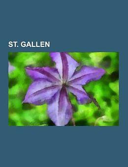Kartonierter Einband St. Gallen von