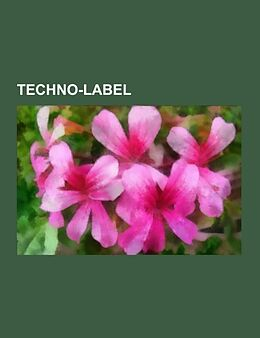 Kartonierter Einband Techno-Label von