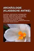 Kartonierter Einband Archäologie (Klassische Antike) von
