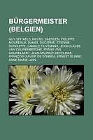 Kartonierter Einband Bürgermeister (Belgien) von
