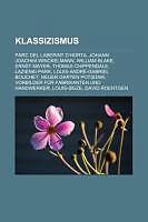 Kartonierter Einband Klassizismus von