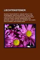Kartonierter Einband Liechtensteiner von