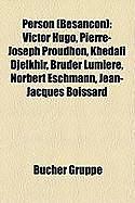 Kartonierter Einband Person (Besançon) von
