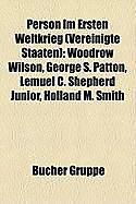 Kartonierter Einband Person Im Ersten Weltkrieg (Vereinigte Staaten) von