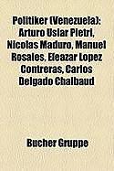 Kartonierter Einband Politiker (Venezuela) von