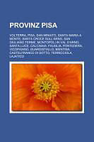 Kartonierter Einband Provinz Pisa von