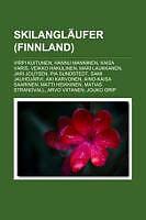 Kartonierter Einband Skilangläufer (Finnland) von