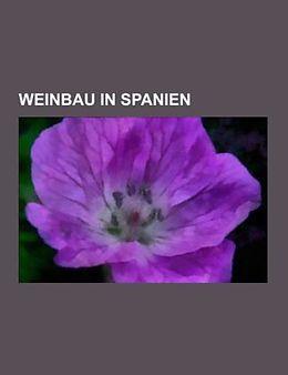 Kartonierter Einband Weinbau in Spanien von
