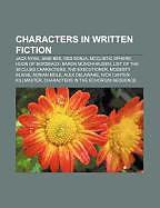 Kartonierter Einband Characters in written fiction von