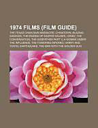 Kartonierter Einband 1974 films (Film Guide) von