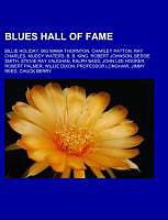 Kartonierter Einband Blues Hall of Fame von