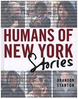 Fester Einband Humans of New York: Stories von Brandon Stanton