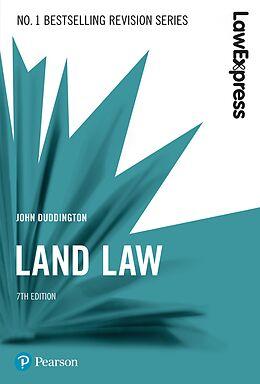 E-Book (epub) Law Express: Land Law 7th edition ePub von John Duddington