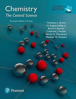 Kartonierter Einband Chemistry: The Central Science in SI Units von Theodore E. Brown, H. Eugene LeMay, Bruce E. Bursten
