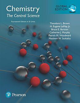 eBook (pdf) Chemistry: The Central Science, eBook, SI Edition de Theodore L. Brown, H. Eugene Lemay, Bruce E. Bursten