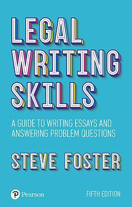 E-Book (pdf) Legal writing skills PDF ebk von Steve Foster