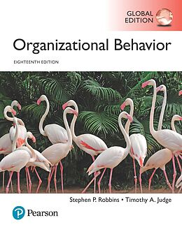 E-Book (epub) Organizational Behavior, Global Edition von Stephen P. Robbins, Timothy A. Judge