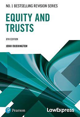E-Book (pdf) Law Express: Equity and Trusts eBook PDF von John Duddington