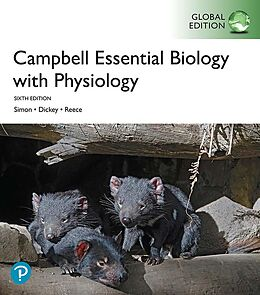 E-Book (pdf) Campbell Essential Biology with Physiology, eBook, Global Edition von Eric J. Simon, Jean L. Dickey, Jane B. Reece