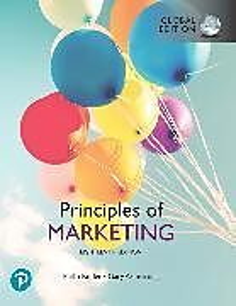 Kartonierter Einband Principles of Marketing, 18th Global Edtion von Philip T Kotler, Gary Armstrong