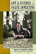 Kartonierter Einband ART & SCIENCE of Value Investing von Scott Thompson