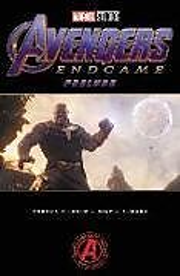 Kartonierter Einband Marvel's Avengers: Endgame Prelude von
