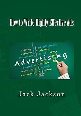 E-Book (epub) How to Write Highly Effective Ads von Jack Jackson