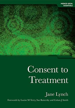 E-Book (epub) Consent to Treatment von Jane Lynch