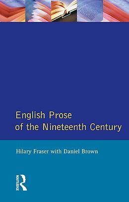 E-Book (pdf) English Prose of the Nineteenth Century von Hilary Fraser, Daniel Brown