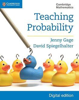 E-Book (epub) Teaching Probability Digital Edition von Jenny Gage