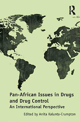 E-Book (epub) Pan-African Issues in Drugs and Drug Control von Anita Kalunta-Crumpton
